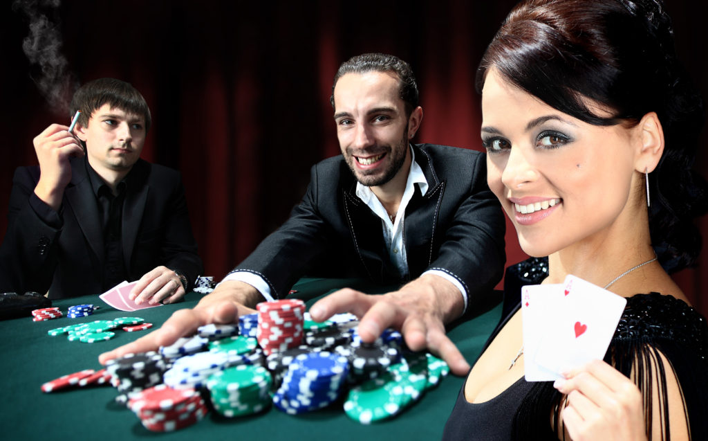 gambling poker sites