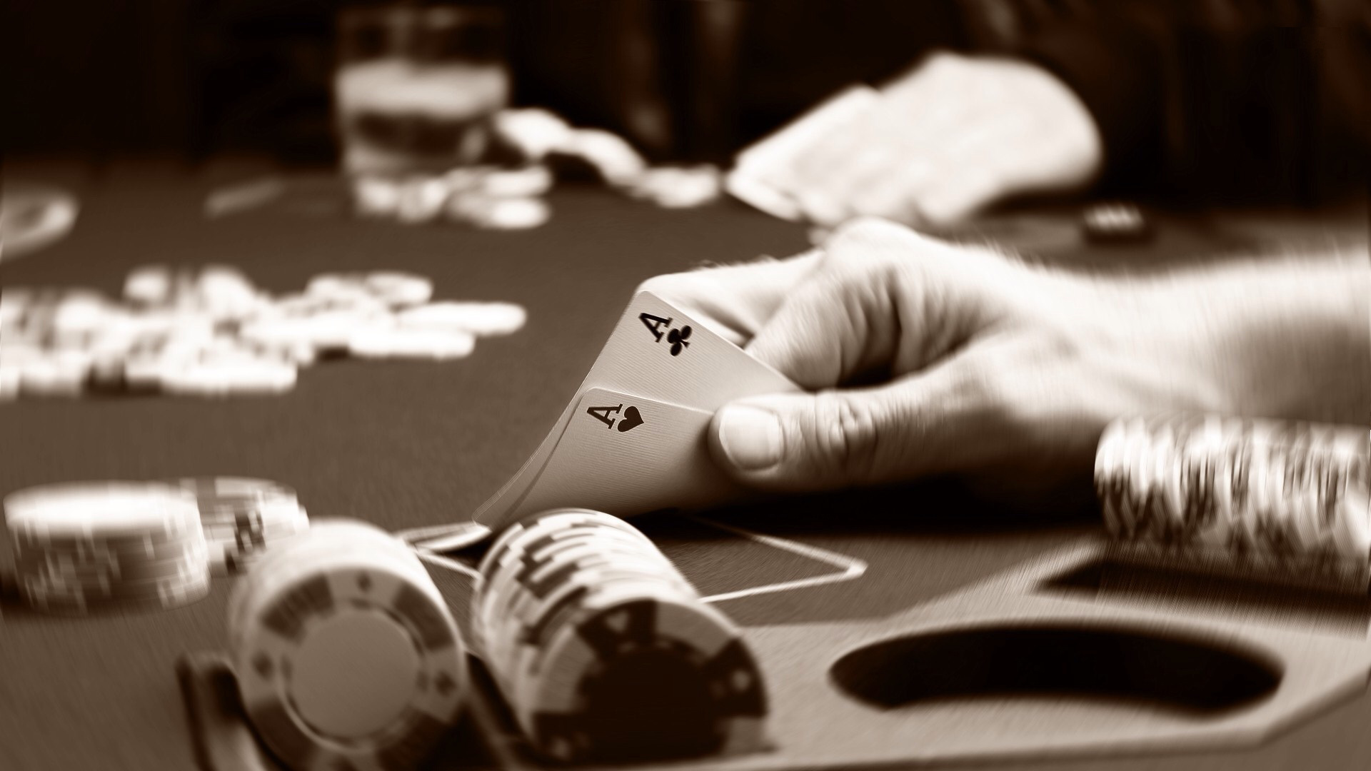 Poker Online Betting