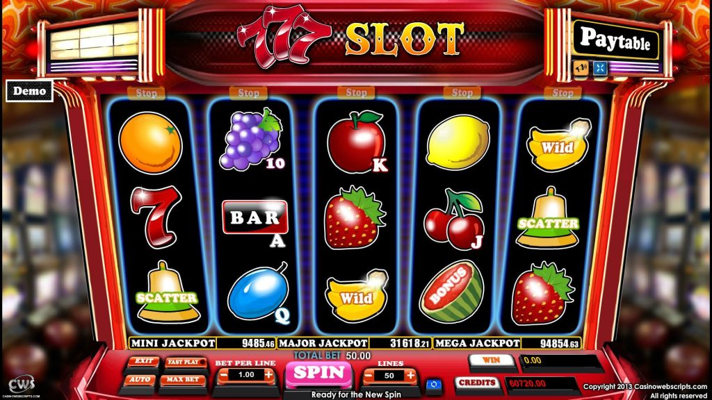slot games by quickspin
