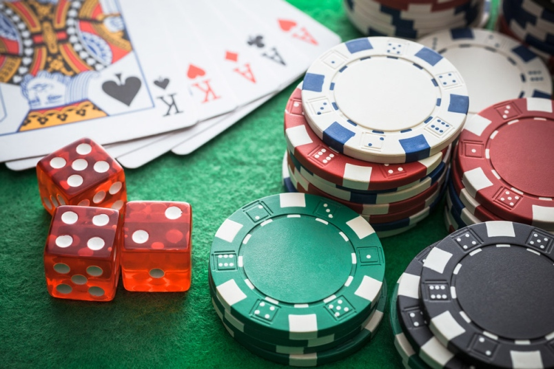 New and updated gambling games